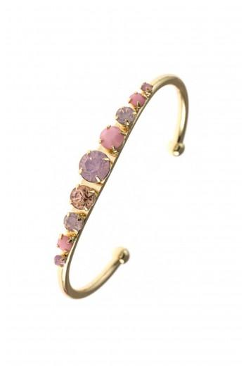 Pink crown cuff